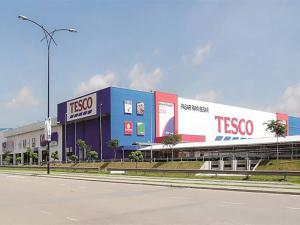 Tesco Shopping Centre