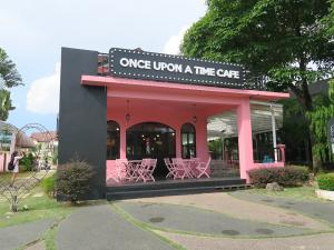 Once Upon A Time Cafe